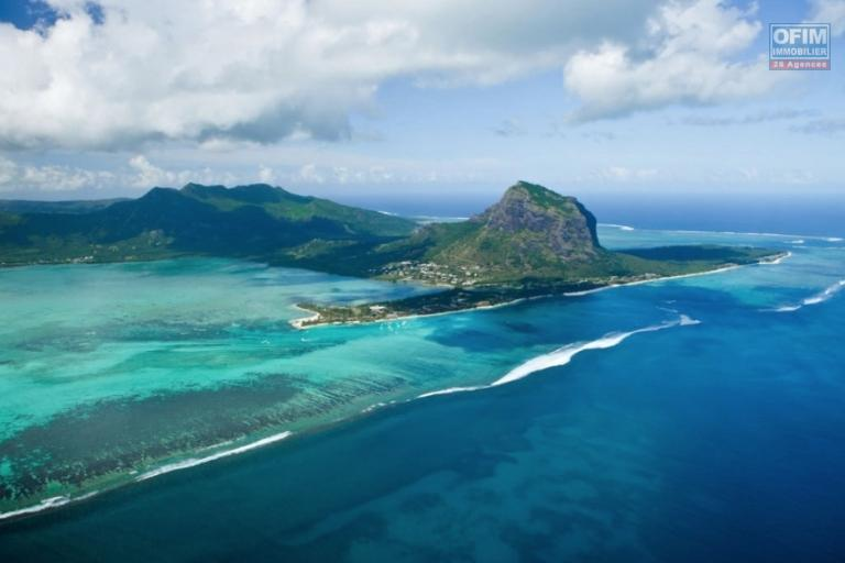 Black River accessible to foreigners PDS of 7 luxury villas with breathtaking views mauritius island