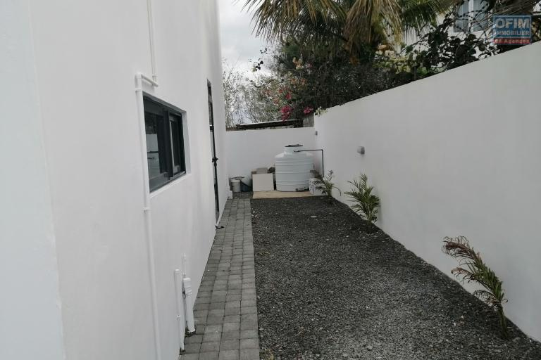 For sale new house F5 near the Croisette in Grand Baie.