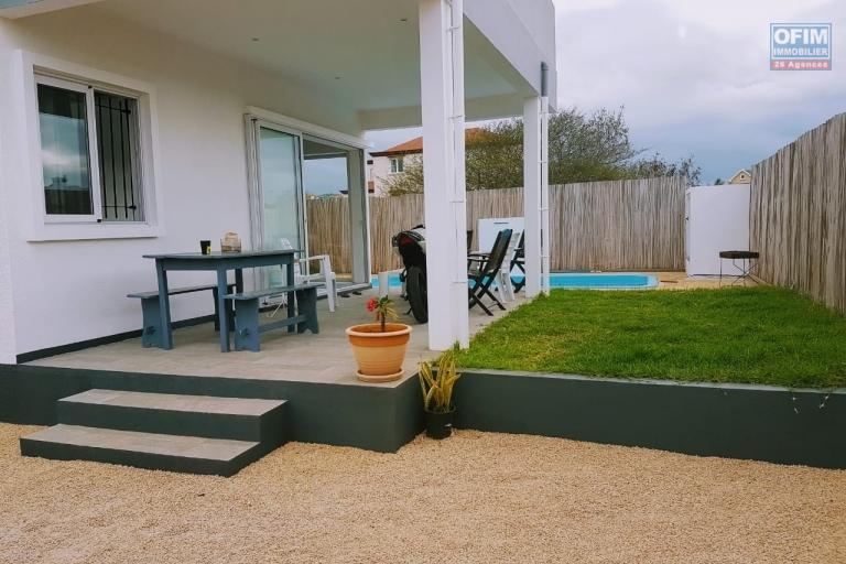 Albion for rent 3 bedroom villa with swimming pool located in a residential and quiet area.