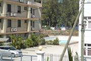 Flic en Flac for rent air-conditioned 2 bedroom apartment with swimming pool located in a pretty secure residence close to the beach and shops.