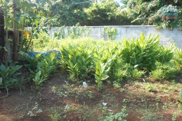 Beautiful land located in a secure residential area in Mapou