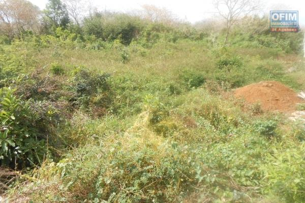Sale beautiful land of 633.27 m2 near the beach in Pointe aux Piments.