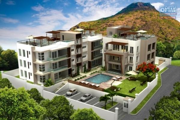 For sale on Tamarin superb opportunity accessible to foreigners for this project of 6 apartments in a quiet area, close to amenities.