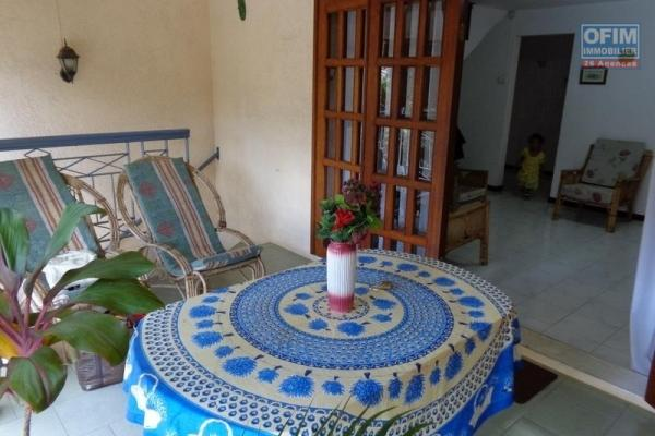 For sale nice villa close to the lagoon and close to amenities in Mont Choisy.