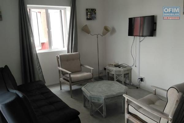 T3 for rent in Pereybere in residence secure 100 M from the beach.