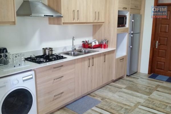 Long term rental in Flic en Flac modern apartment with swimming pool