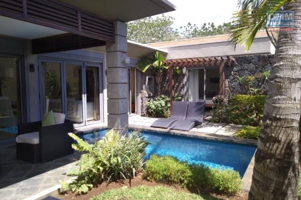 EXCLUSIVE OFIM GRAND BAIE, 3 bedroom villa in the ATHENA domain, chemin 20 pieds in Grand Baie.