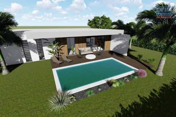 PROJECT OF 12 VILLAS FOR LOCAL SALE (FOR MAURITIANS ONLY).