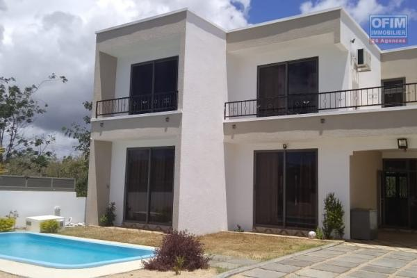 3 bedroom villa plus office with swimming pool in Grand Baie.