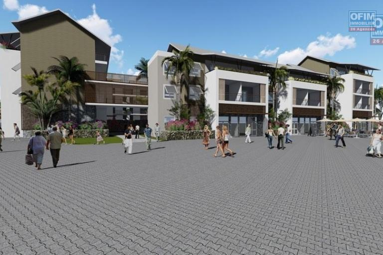 Accessible aux étrangers et exclusif à l'ile Maurice: Résidence senior, appartement de standing à deux pas de la plage et des commerces à Tamarin.