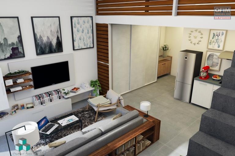 Flic en Flac (Cascavelle) petite maison 1 chambre jumelée