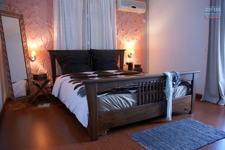 Albion, appartement jardin à vendre, 150m2, 3 chambres, Rs6m