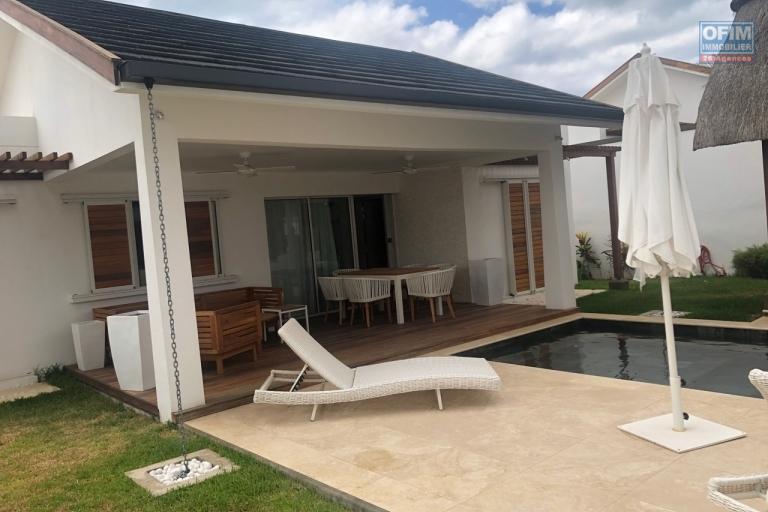 Accessible aux étrangers et aux mauriciens : A vendre une villa neuve dans un programme PDS éligible à l'achat aux étrangers et aux mauriciens situé dans le nord Grand Baie route de Vale.