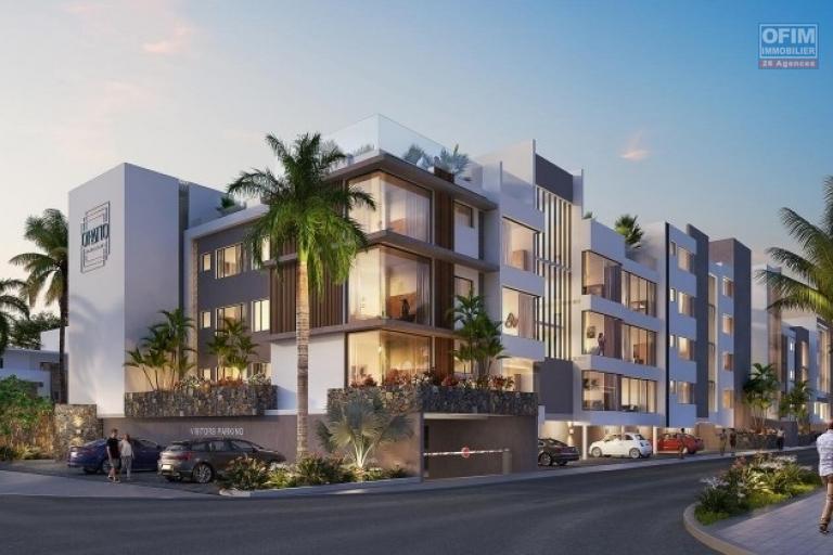 Tamarin à vendre appartement accessible aux étrangers dans une SMART CITY une belle opportunité à saisir.