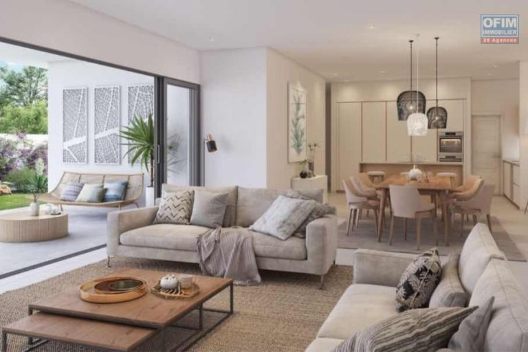 Rivière Noire à vendre splendide appartements accessible aux étrangers à deux pas de la plage.