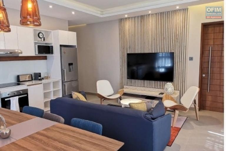 A louer appartement de 2 chambres à coucher dans une résidence neuve et de standing à Pereybère.