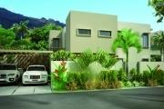Rivière noire, villas PDS villas 275m2 de 3 chambres pour étrangers avec obtention de permis de résidence, Rs16,4m