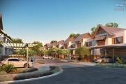 Vente townhouse moderne de 235 m2 avec piscine privée à Mon Desert.
