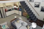 Flic en Flac (Cascavelle) Maison Appartement 3 chambres jumelée