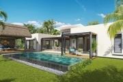 Trou aux Biches projet de villas PDS accessibles aux étrangers à 100 mètres de la plage