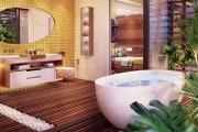 Tamarin vente villa de luxe accessible aux étrangers avec permis de résidence au cœur d'une nouvelle ville en bord de rivière un véritable havre de paix.