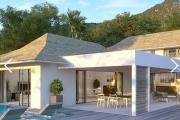 Rivière Noire à vendre 6 villas accessibles aux étrangers situé dans en pleine nature.