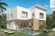 Trou aux Biches projet de villas PDS accessibles aux étrangers à 100 mètres de la plage.