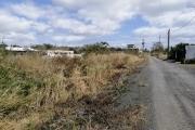 A vendre très beau terrain à chemin 20 pieds côté Pereybère.