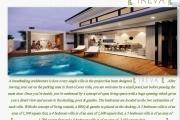 OFIM immobilier Grand baie  vous présente en vente locale (uniquement aux citoyens mauriciens)  un projet  de 30 villas luxueuses dans l'emplacement privilégié de Charmose à Grand Baie.