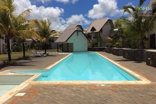 A louer villa F5 avec piscine dans une résidence à Pereybère