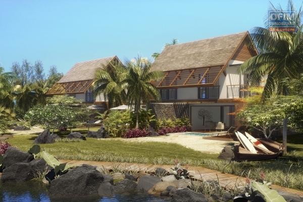 Exclusif à l'île Maurice, Pointe d'Esny nouveau projet au bord de l'eau.
