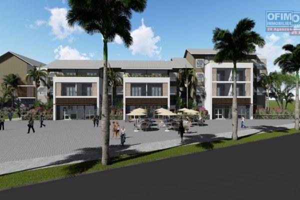 Accessible aux étrangers et exclusif à l'île Maurice:Résidence senior, appartement de standing à deux pas de la plage et des commerces à Tamarin.
