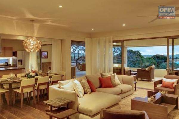 A louer un appartement T4 situé au domaine du golf de Mon Choisy