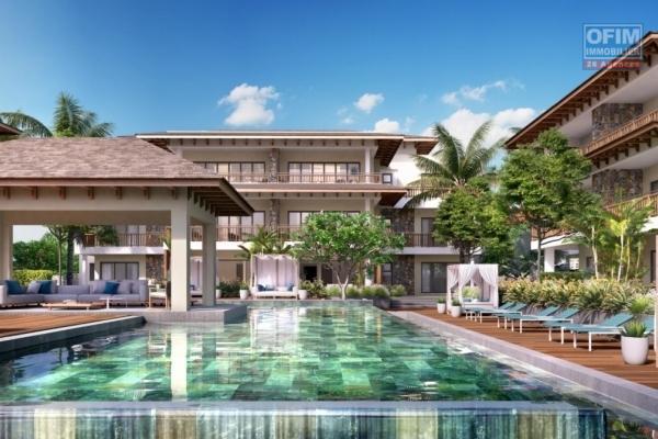 Tamarin vente de luxe appartements avec vue imprenable et piscine privative, accessibles aux étrangers.