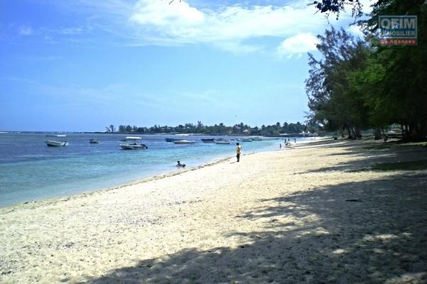Albion situé dans une petite résidence à 2 minutes de la plage à pieds dans un quartier paisible