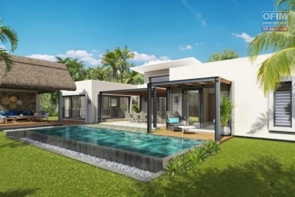 Accessible aux étrangers et aux mauriciens: A vendre très beau projet de 6 villas status PDS à Mont Mascal Cap Malheureux.