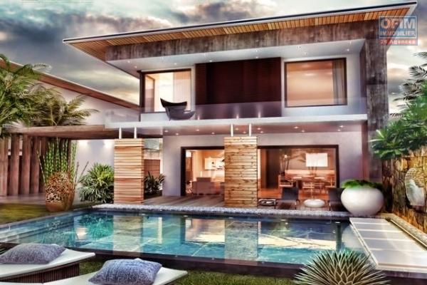 Accessible aux étrangers et aux mauriciens: A vendre une villa de 3 chambres dédiée à l'achat aux mauriciens ainsi qu'aux étrangers à Pereybère île Maurice