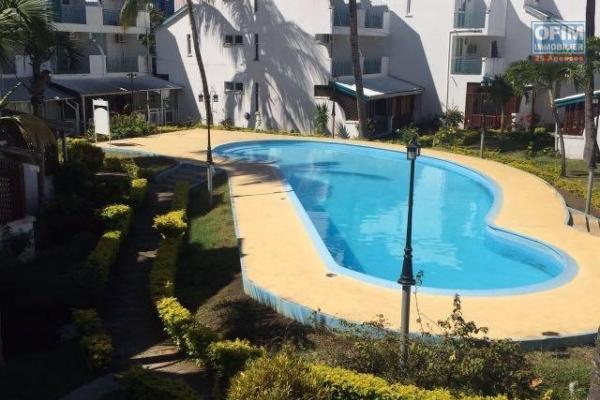 A louer un bel appartement de type T3 à 2 minutes des commerces et de la plage à Pereybère.