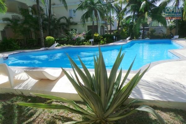 Location à Flic en Flac d'un appartement 3 chambres situé au rez-de-chaussée au calme et proche de la plage et des commerce