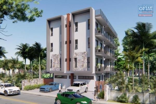 A vendre appartements de 3 chambres dans une Résidence sécurisée a Beau-Bassin