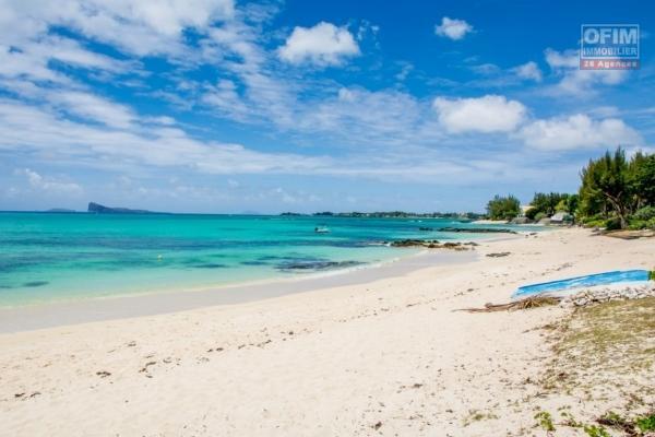A vendre un appartement de type F4 accessible à l'achat aux étrangers et aux mauriciens à Pereybère.