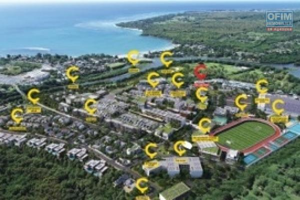Tamarin vente appartement smart et happy village de l'ouest accessible aux étrangers L'OFIS