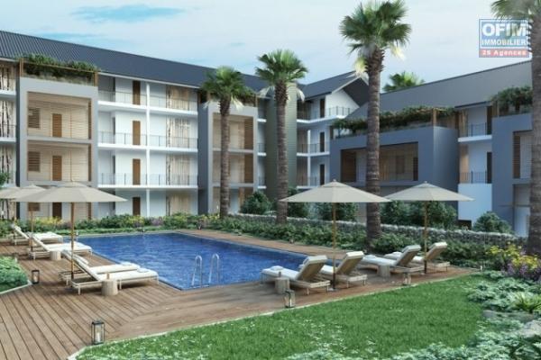 Tamarin vente appartement 3 chambres avec piscine et parking en sous sol dans résidence sécurisée