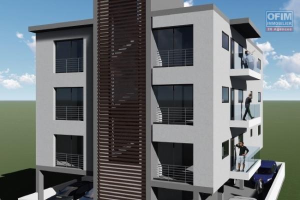 Quatre bornes à vendre appartement au cœur de la ville à 4 100 000Rs
