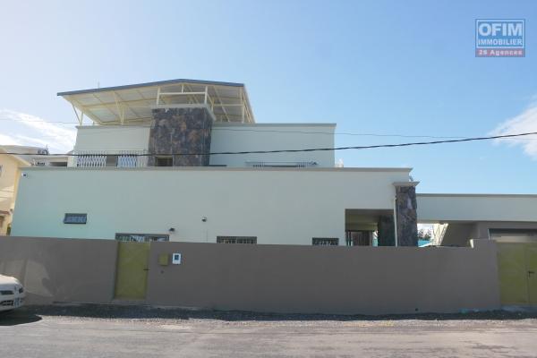 Flic en Flac location grande villa avec piscine et appartement indépendant