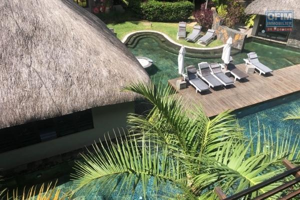 Accessible aux étrangers et aux mauriciens: A vendre un appartement sous statut RES éligible à l'achat aux étrangers dans une résidence de grand standing à Pereybère.