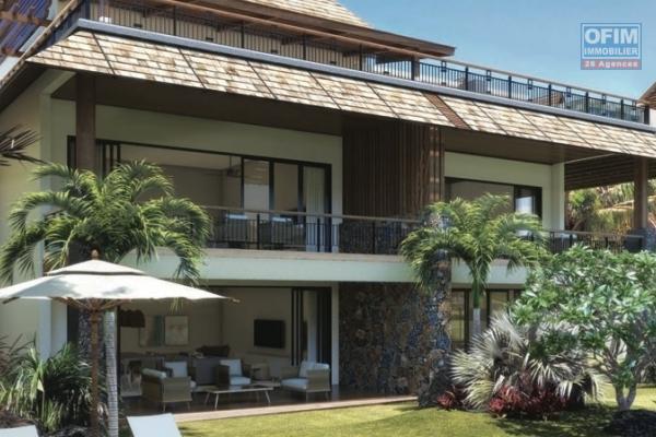 Pointe d'Esny à vendre appartements ou penthouse accessible aux étrangers dans un cadre idyllique.