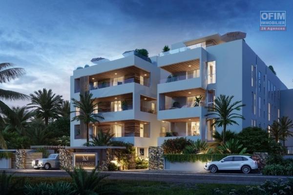 A vendre un programme de 19 appartements de luxe dans le centre de Pereybère deux pas de la plage et des commerces. Ce programme est accessible à l'achat aux étrangers et aux mauriciens.