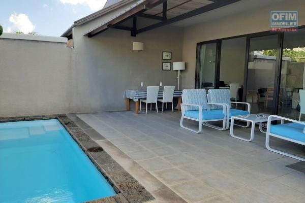 La Plantation Marguery, location villa individuelle meublée et équipée de 4 chambres en suite, proximité des commerces.