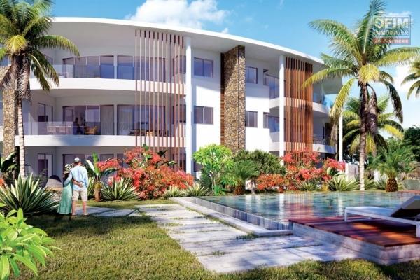Accessible aux étrangers et aux mauriciens : Programme neuf de 12 appartements à Grand Baie.
